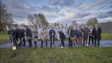 Ground-Breaking HSG Learning Center